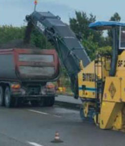 asphalt surface replacement