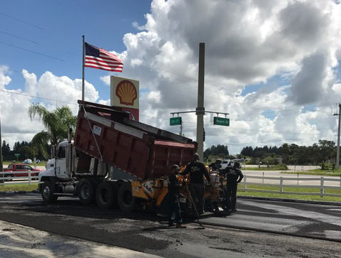 Asphalt Milling | Cold Milling  Cheap Parking lot Repairs